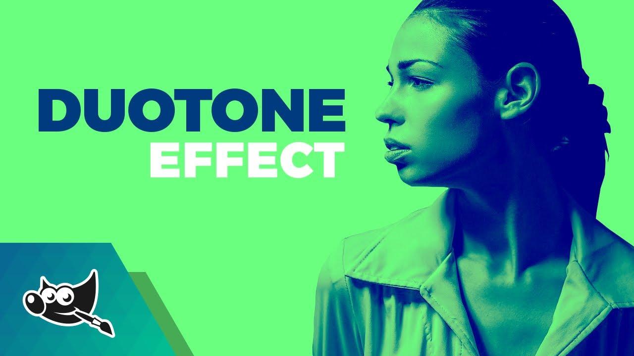 Spotify Duotone Photo Effect Photoshop Tutorial ... - YouTube