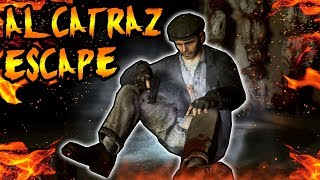 The Real Life Escape From Alcatraz (FULLY EXPLAINED) Mob of the Dead Storyline   Black Ops 2 Zombies