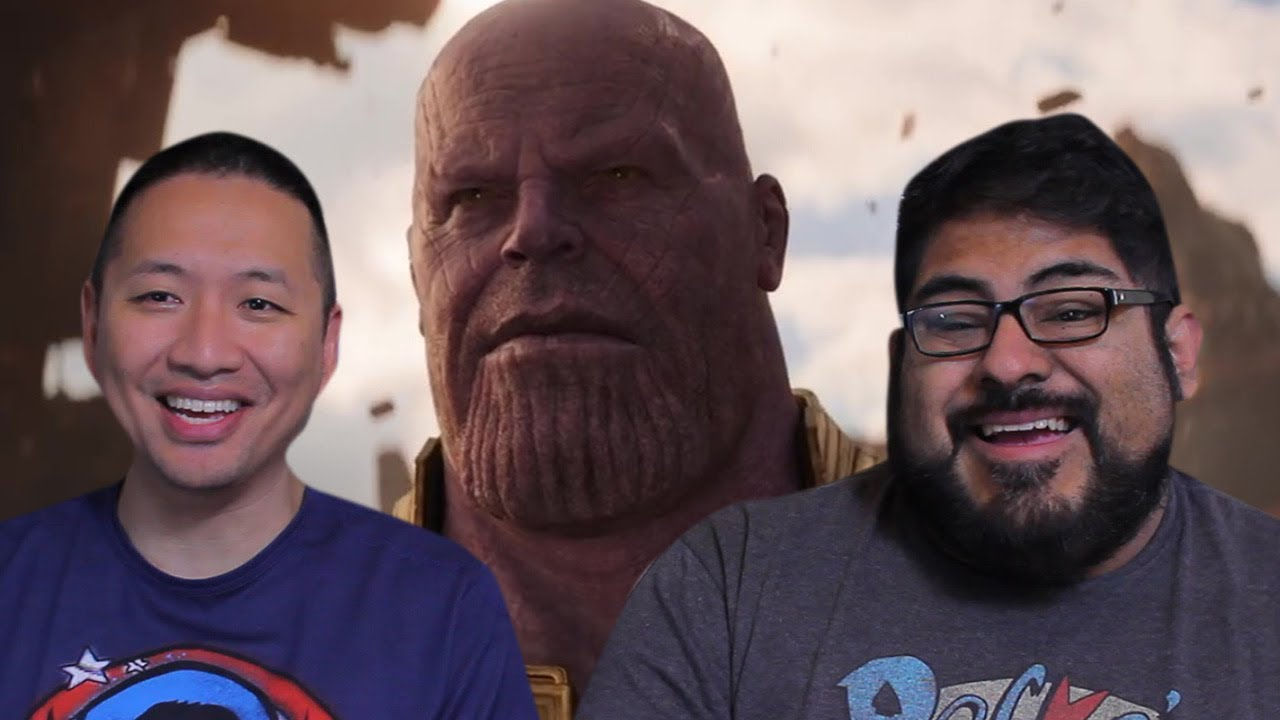 Marvel's Avengers: Infinity War Trailer Reaction and Review