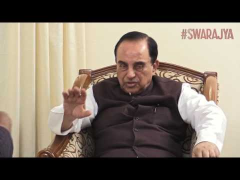 Punctuations - Dr Subramanian Swamy Speaks To Swarajya