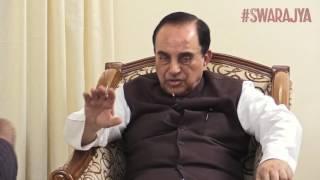 Punctuations - Dr Subramanian Swamy Speaks To Swarajya