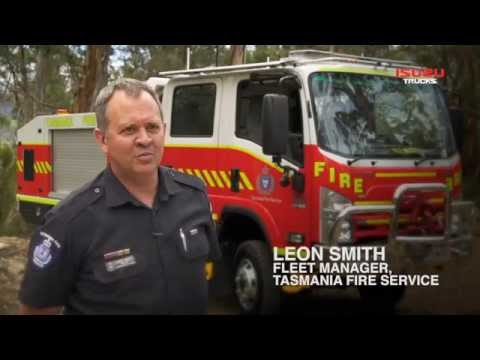 Isuzu Trucks: Tasmania Fire Service - Isuzu Australia Limited