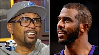 It was ALL about Chris Paul in Game 2! - Jalen Rose   Jalen \u0026 Jacoby