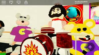 Chuckecheese Store Tour in Roblox