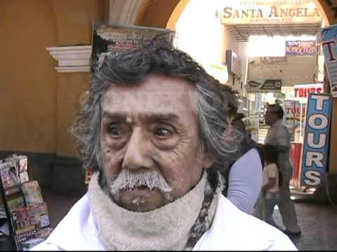 Manuel Caciano Anicama abuelo de niñas violadas