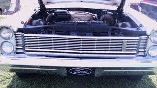 1965 Ford Galaxie 500 LTD Hardtop Wht Lakel090312