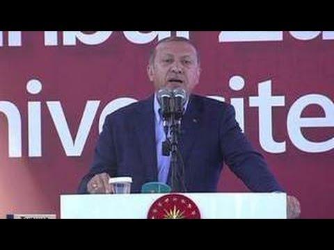 Эрдоган напомнил Германии о геноциде жителей Намибии