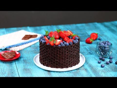 Gâteau bulles au chocolat : un dessert de pâtissier fait maison