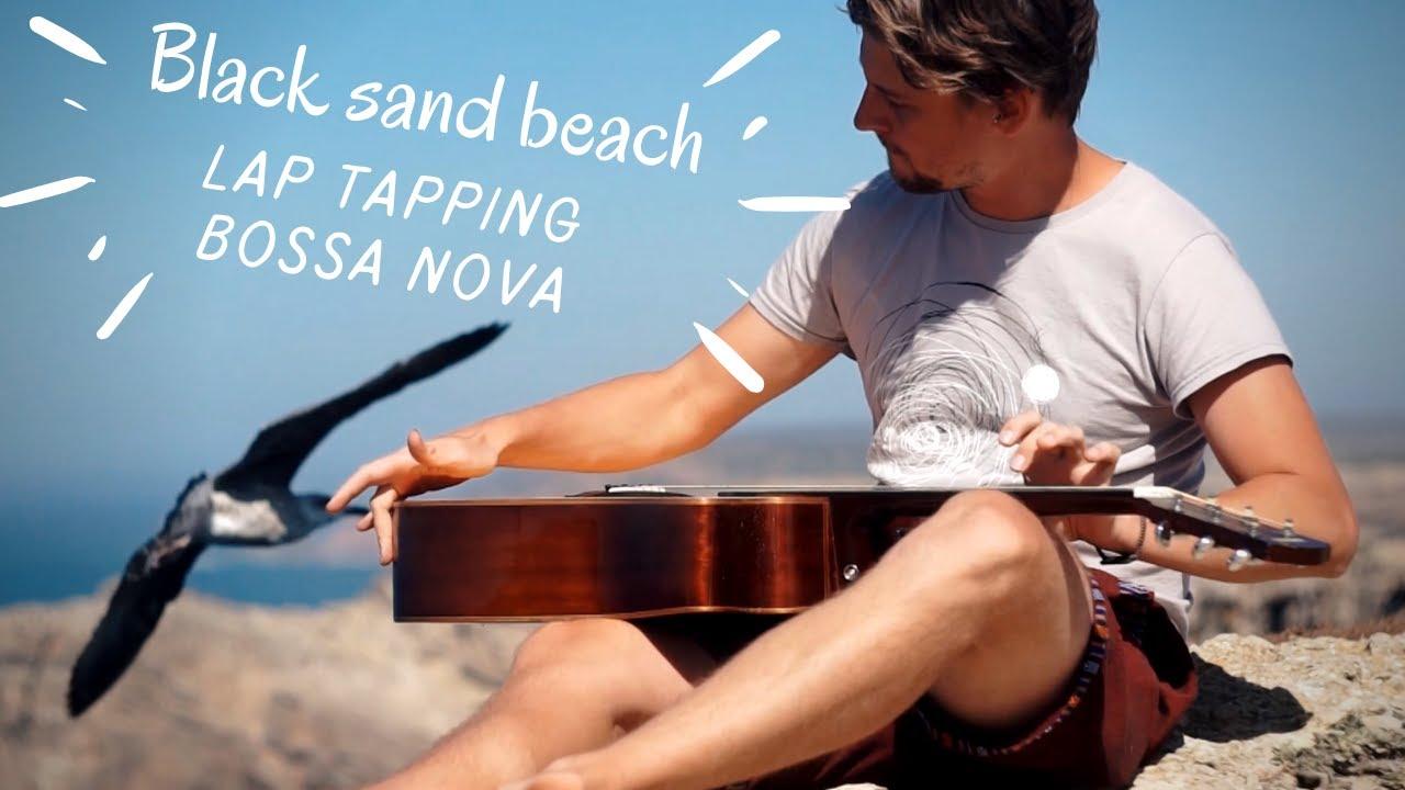 Reinis Jaunais - Black Sand Beach (feat. Rob van Barschot & Erna Daugaviete) | Melno smilšu pludmale