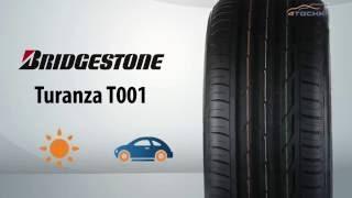 Обзор Bridgestone Turanza T001