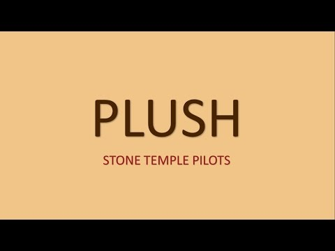 Stone Temple Pilots - Plush [Lyrics Sub Español/English]