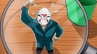FUN SIZE JASON! - Gmod Guess Who Funny Moments