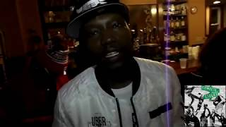 Kaboom & Qleen Talk About The Present & Past Philly Rap Scene