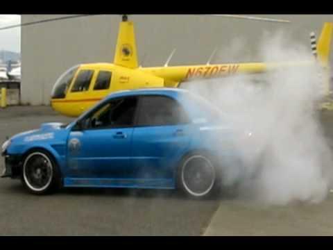 Full-Race 40r Import Tuner Photoshoot WRX