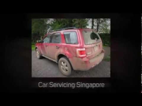 Car Servicing Singapore | revol.com.sg
