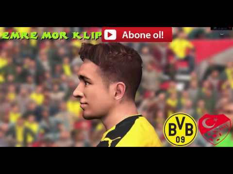 PES 2016 Emre Mor Öze Video #1