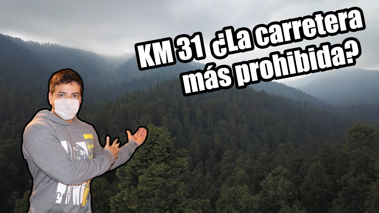 Visité el Km 31 ☢ | La carretera prohibida por Dios 🚧🚗