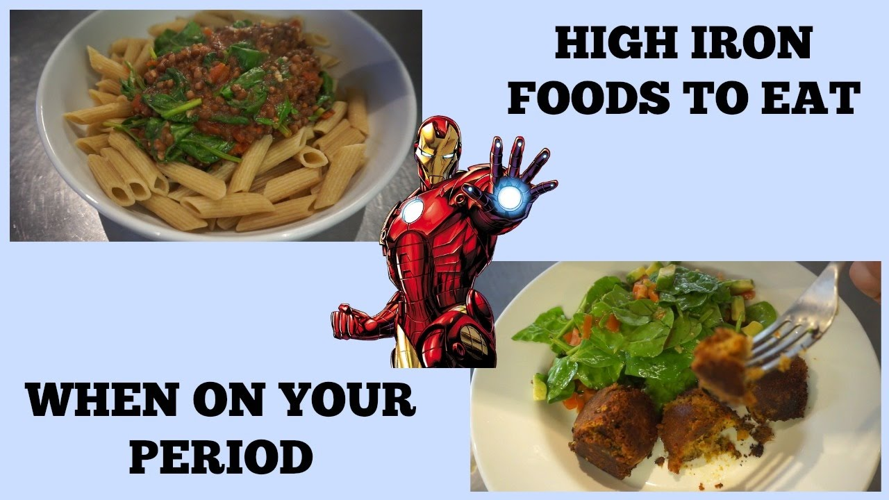 Foods To Get Your Period