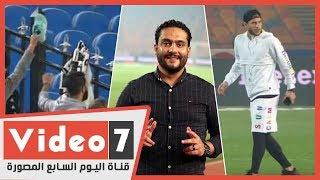 الدكش يكشف ما فعله عاشور ورد فعل جمهور الاتحاد بعد الهدف الرابع