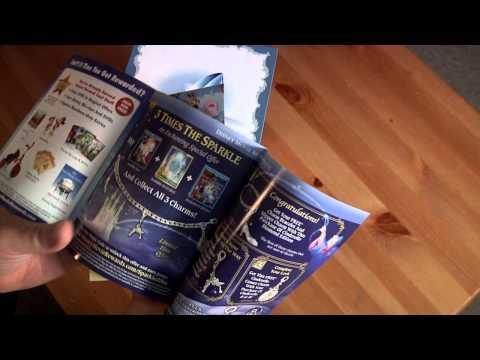 BONUS VIDEO!!! File91e Unboxes the Cinderella 3-Movie Jewelry Box Blu-Ray/DVD Set