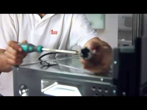 Instalaci n horno electrico teka for Ofertas de hornos electricos