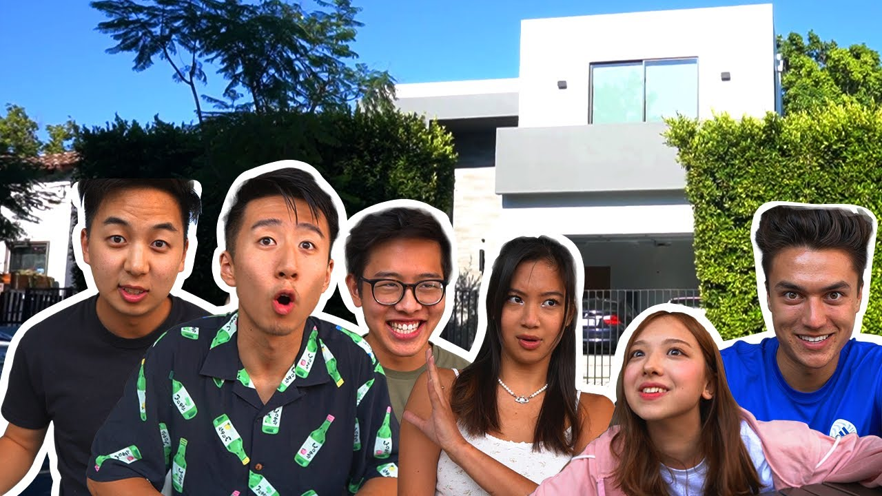 What It Was Like Living With 5 Strangers Youtube Elliot choy is on facebook. what it was like living with 5 strangers