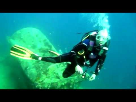 Sharm El Sheikh 2015. Immersione  all' interno del relitto del Thistlegorm parte 2
