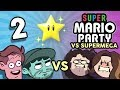 Super Mario Party VS SuperMega: What's In a Name? - PART 2  - Game Grumps VS
