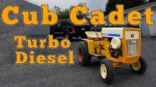 1966 Cub Cadet Turbo Diesel: Regular Car Reviews