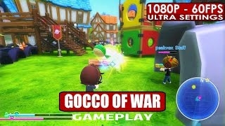 GOCCO OF WAR gameplay PC HD [1080p/60fps]