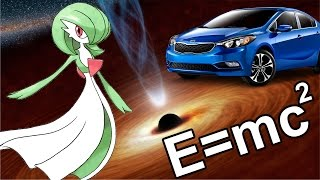 Could Gardevoir Power Interstellar Travel? - Strange Pokemon Physics #7
