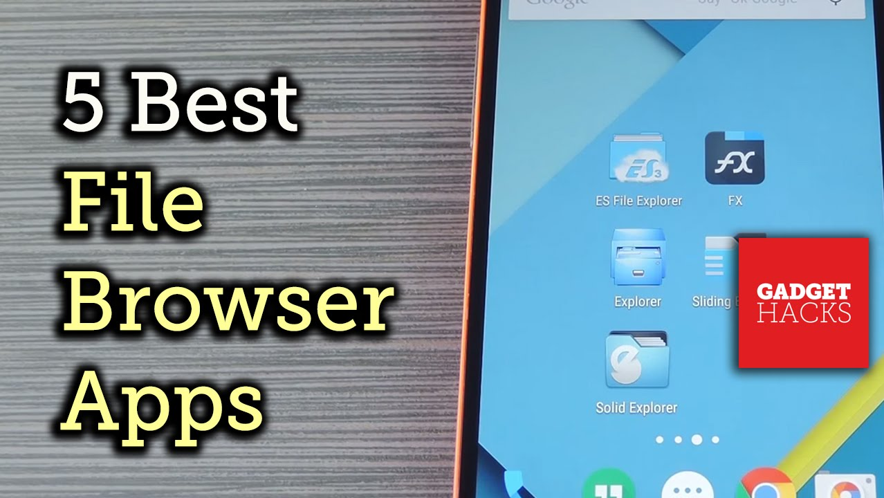 The Top 5 Android File Browser Apps [Comparison]