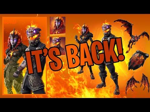 The Lava Legends Bundle Is BACK! Lava Legends Showcase - Fortnite: Chapter 2 - Season 2