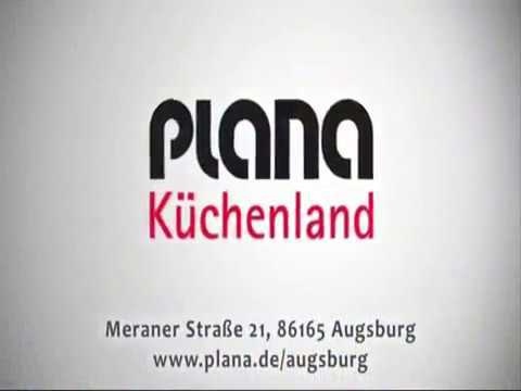 plana k chenland augsburg youtube. Black Bedroom Furniture Sets. Home Design Ideas