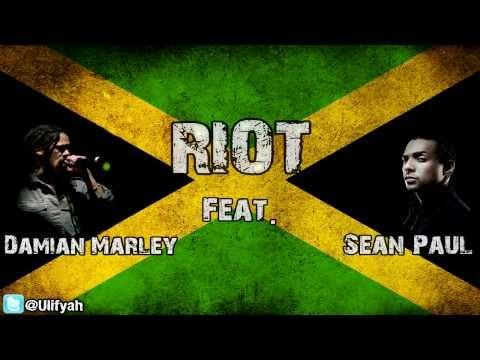 Damian Marley Ft Sean Paul - Riot (ORIGINAL)