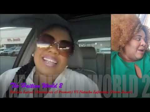 """""""The Haitian World 2"""" Ta sanble Patoutou (Animatrice) ta pase pran Natacha (Zuzur).Part#1"""