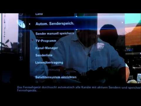 Analog - Digital Umstellung (Samsung TV)