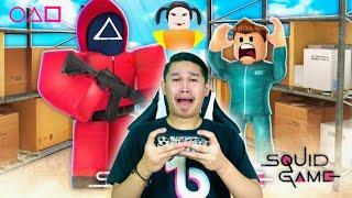 I PLAYED SQUID GAME ON ROBLOX 🤡 (new update!) | Stephen Benihagan screenshot 2