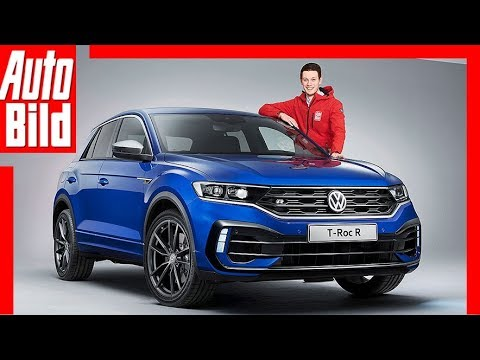 vw t roc r 2019 sitzprobe vorstellung review youtube. Black Bedroom Furniture Sets. Home Design Ideas
