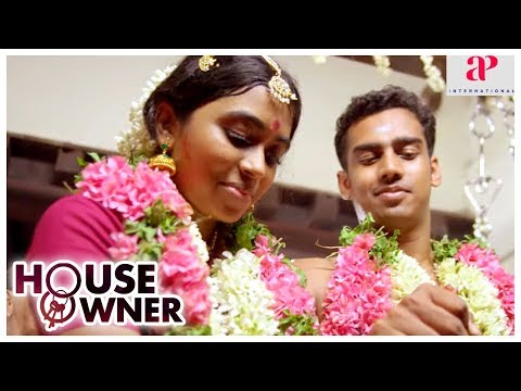 House Owner 2019 Movie Scenes   Pasanga Kishore And Lovelyn Get Married   Kishore Fights Alzhemeirs