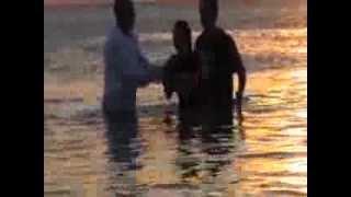 Calvary Chapel Beach Baptism