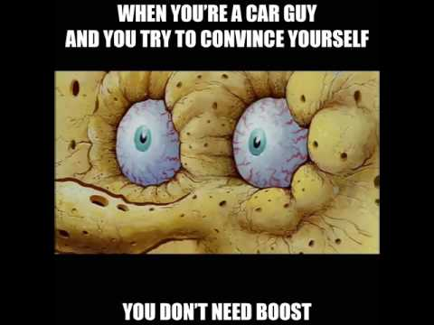 Boost: I Don't Need It