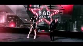 PAY Feat VANYA & IRANG - BAD BOY BAD GIRL (Official Music Video)