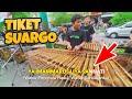 Download lagu TIKET SUARGO Full Lirik & Artinya - Angklung New Carehal Malioboro Jogja Cover, KH.MA'RUF ISLAMUDDIN