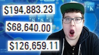 TURNING HUGE STACKS INTO 6-FIGURE PROFIT?!! ($2100 Day 2)
