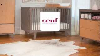 Oeuf - Modern children's furniture designer Oeuf at fawnandforest.com