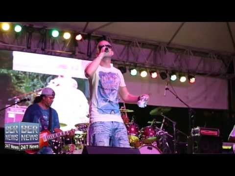 Collie Buddz At Cup Match Summer Splash, July 23 2016