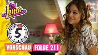 5 Minuten Vorschau - SOY LUNA Folge 211 || Disney Channel