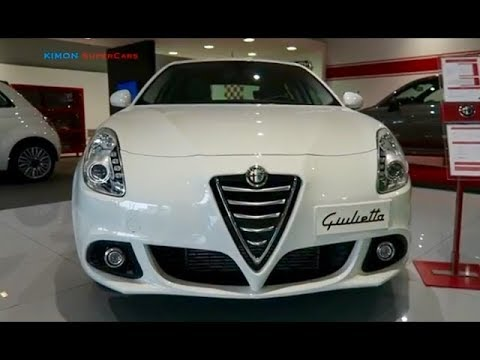 new 2018 alfa romeo giulietta exterior interior youtube. Black Bedroom Furniture Sets. Home Design Ideas