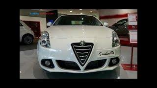 NEW 2018 Alfa Romeo Giulietta - Exterior & Interior
